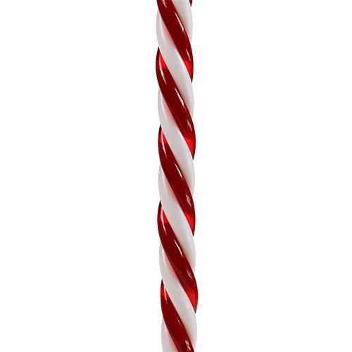 Christmas tree decorations candy cane 18cm 12pcs