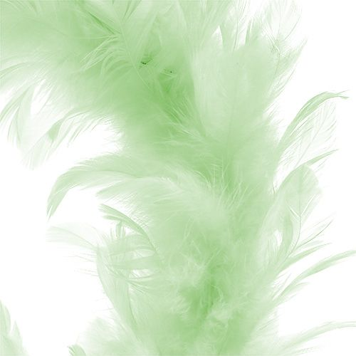 Spring wreath light green Ø20cm 3pcs