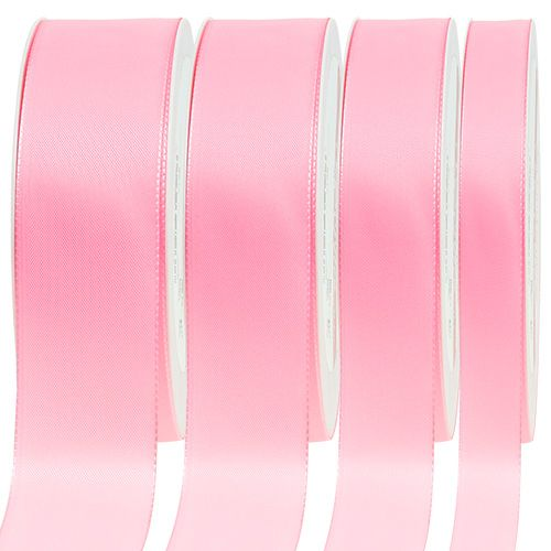 Gift and decoration ribbon 50m light pink