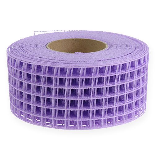 Lattice tape 4.5cm x 10m lilac
