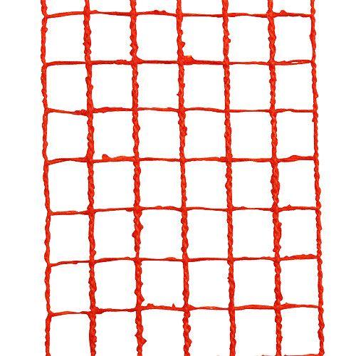 Grid tape 4.5cm x 10m orange