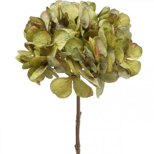 Hydrangea artificial green artificial flower 64cm