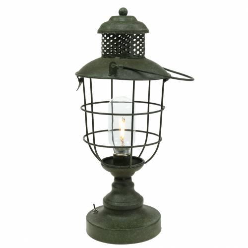 Decorative lamp ship lamp with LED Ø16cm H41cm