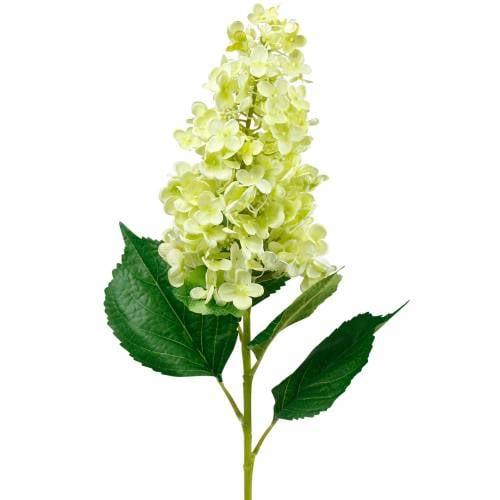 Artificial panicle hydrangea, hydrangea green, high quality silk flower 98cm