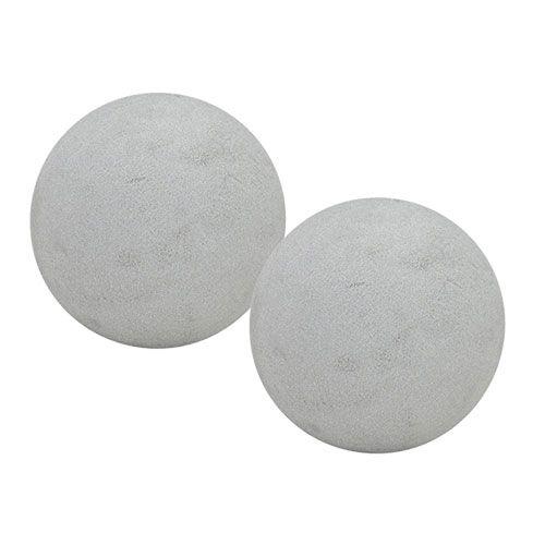 Floral foam ball floral foam ball gray Ø12cm 6pcs