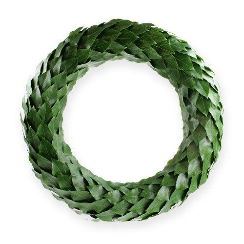 Laurel wreath Ø46cm green